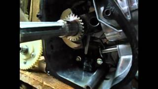 Como colocar motor estacionário no ponto