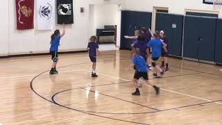 6th Grade Y Basketball - Game #3 Highlights