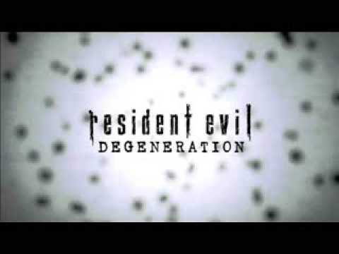 RESIDENT EVIL DEGENERATION OST : TRACK 18 SOMEONE TO PROTECT