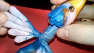Бжд корги и окками (крылатый змей)