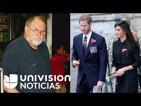 Así vive el padre de Meghan Markle, que anunció que no acudirá a la boda real de su hija