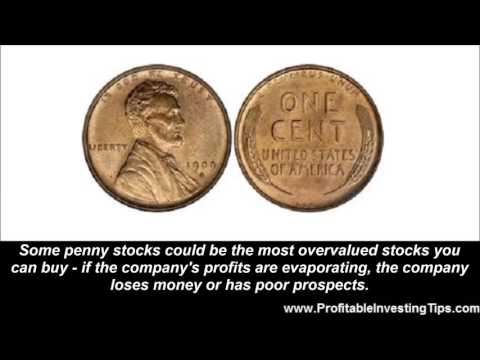 Beware of Penny Stocks