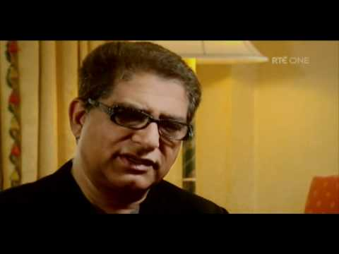 Deepak Chopra gives his views on organised religion