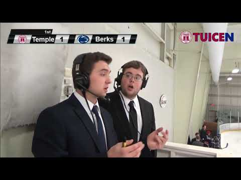 Temple Owls vs. PSU Berks   12/8/17