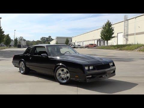 136078 / 1988 Chevrolet Monte Carlo