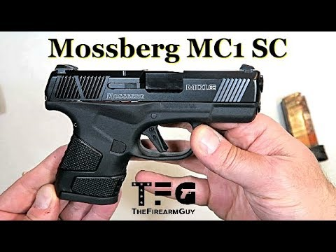 Mossberg MC1sc Review - TheFireArmGuy