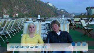 Donau Kreuzfahrt auf der MS Mozart - e-hoi