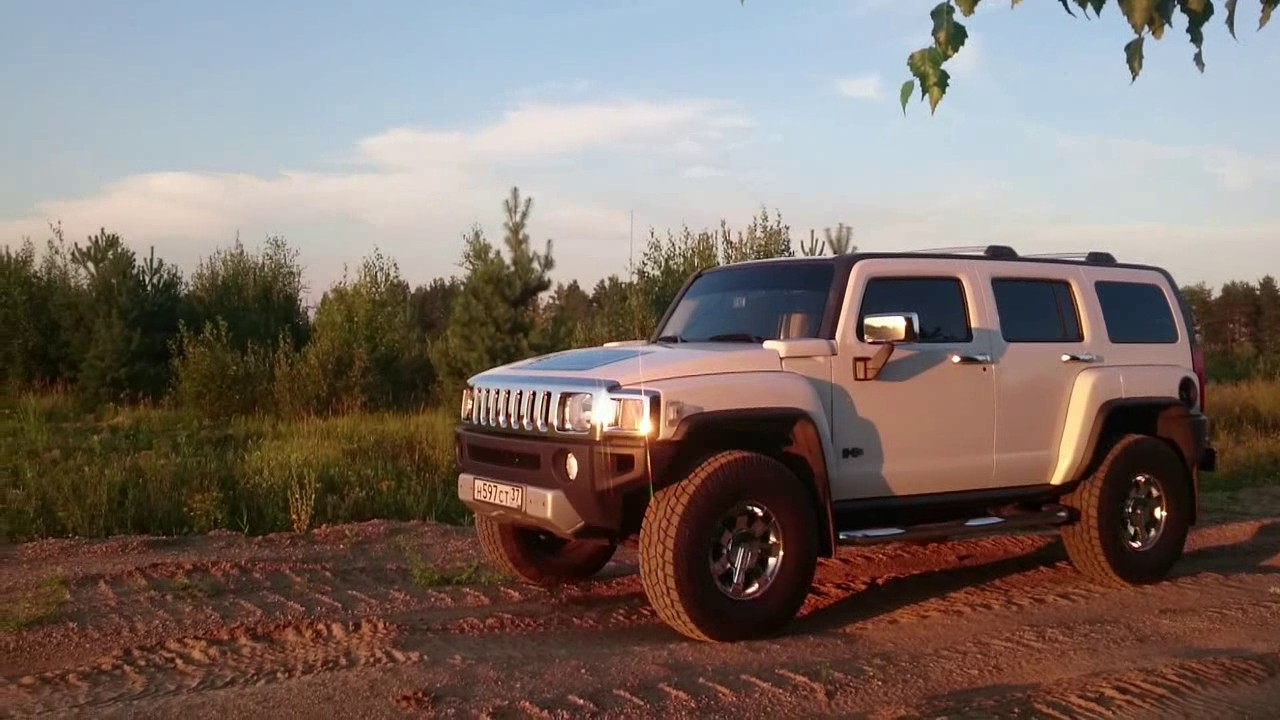 how to get hummer h3 to play your own music
