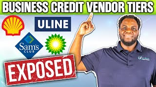 No Personal Guarantee | Business Credit Tiers  NET 30 Vendor Accounts