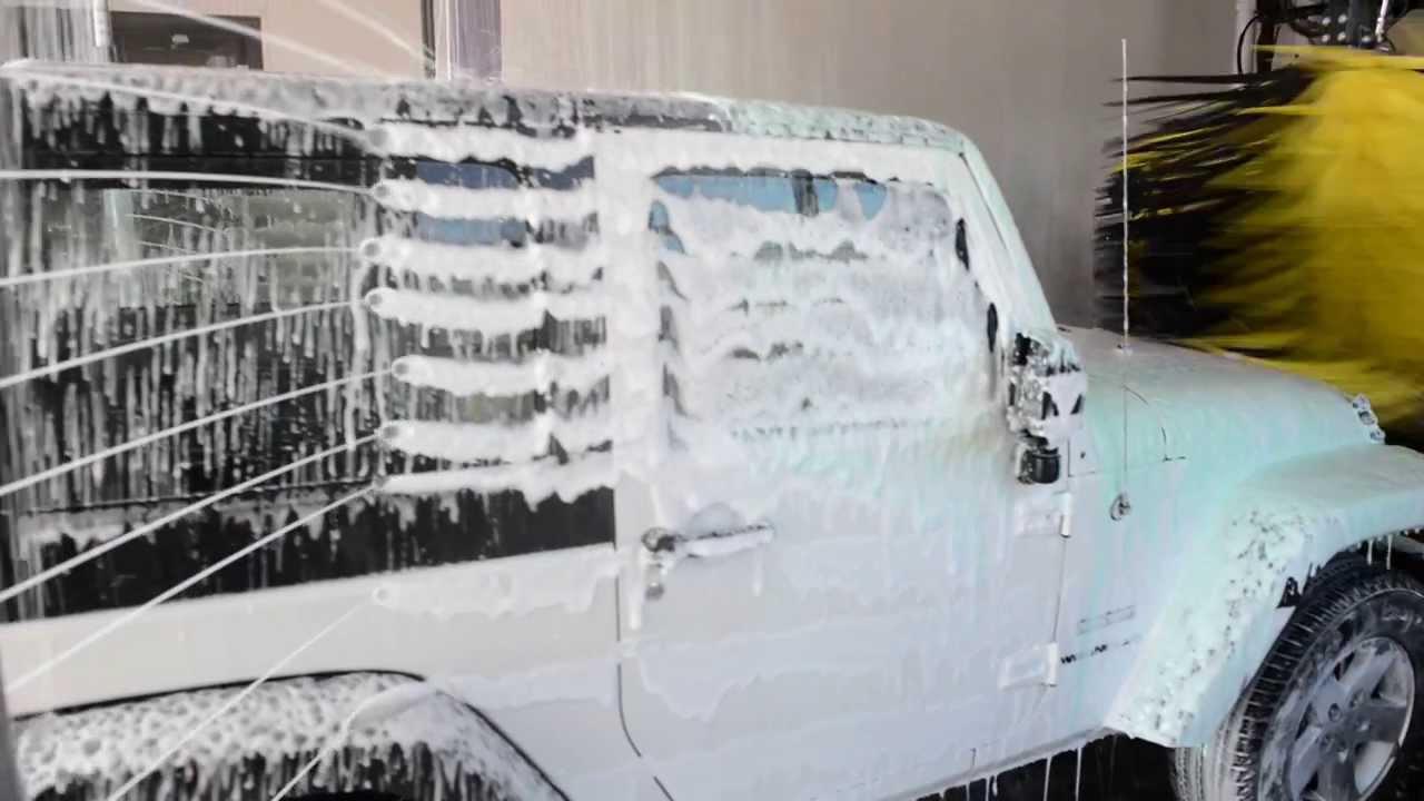 Macneil Car Wash Equipment >> Why John Pinson of Palms Car Wash, Austin, TX chose ...