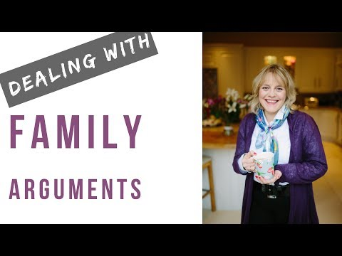 TEEN Toolbox Tuesday : Dealing with Family Arguments