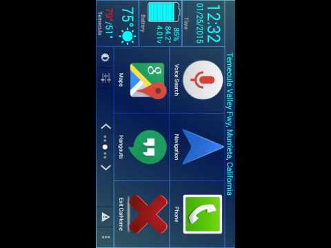 Android 101: CarHome Ultra Overview(Quick) - TechByDMG.com