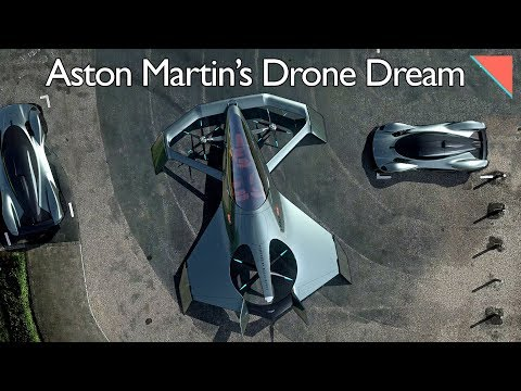 Aston Martin Develops VTOL, Dealerships Will Disappear - Autoline Daily 2393