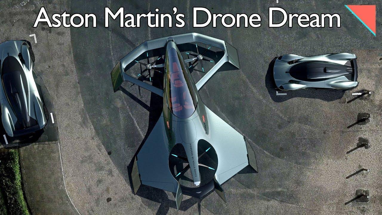 Aston Martin Develops Vtol Dealerships Will Disappear Autoline Daily 2393 Youtube