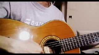Cho Con - Guitar đệm hát [webcam]
