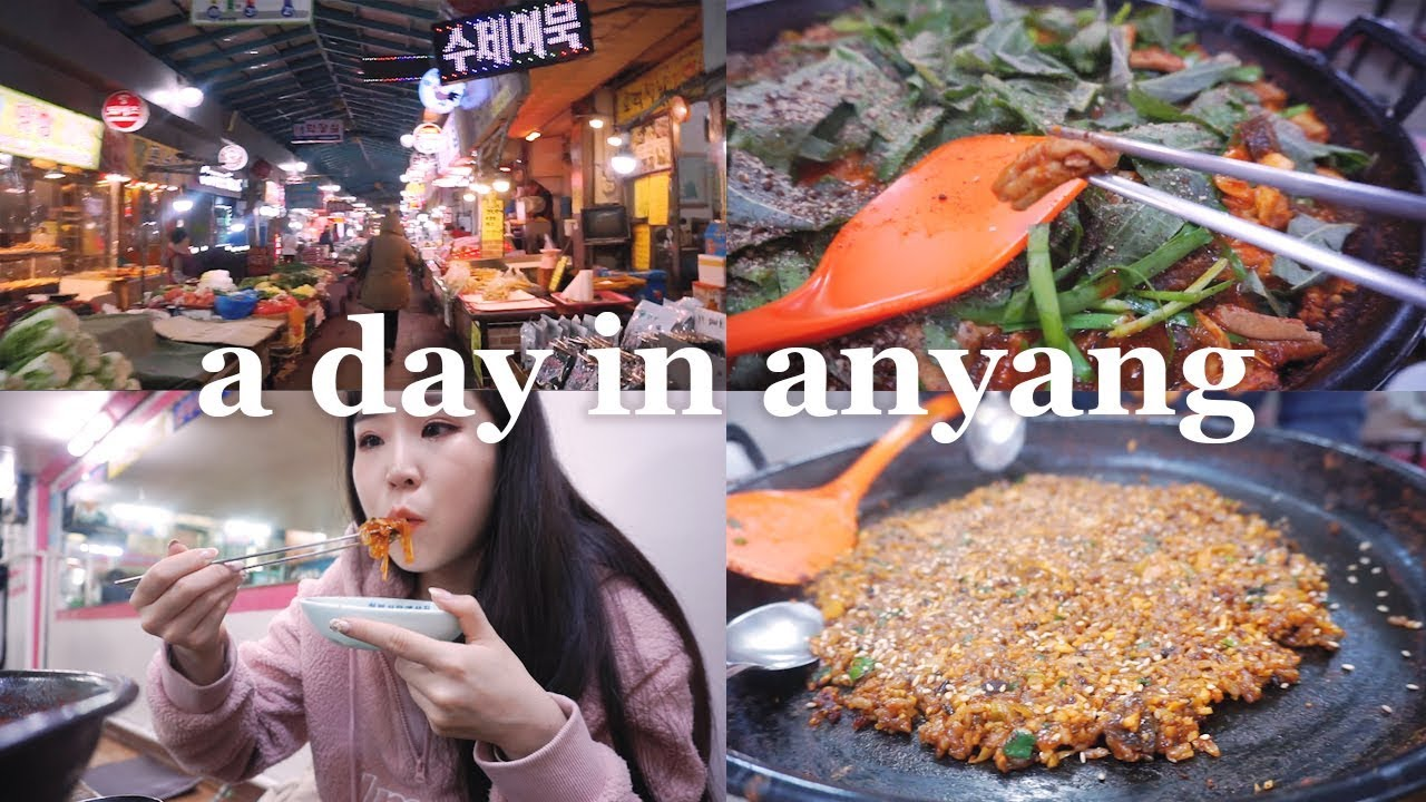a day in anyang