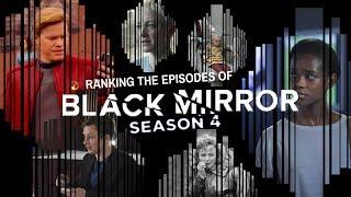 RANKING the Episodes of BLACK MIRROR (SEASON 4)