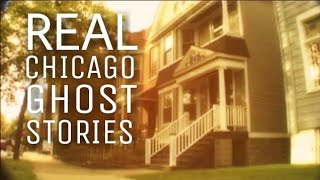 My True Chicago Ghost Stories (Audio narration, with photos)