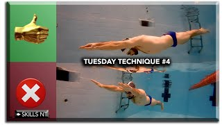 Swimming technique Tuesday #4 - Streamline