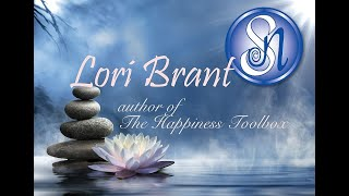 Lori Brant author of The Happiness Toolbox