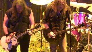 Corrosion of Conformity 2018 =] Clean My Wounds [= Houston HoB - Jan 15