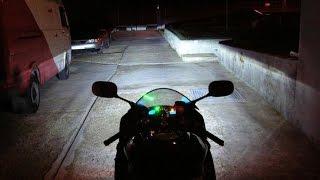 Как установить биксенон на мотоцикл | Bixenon moto