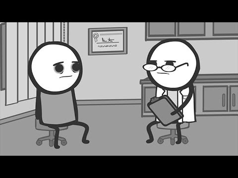 Sick - Cyanide & Happiness Minis