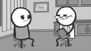 Sick - Cyanide & Happiness Minis by : ExplosmEntertainment