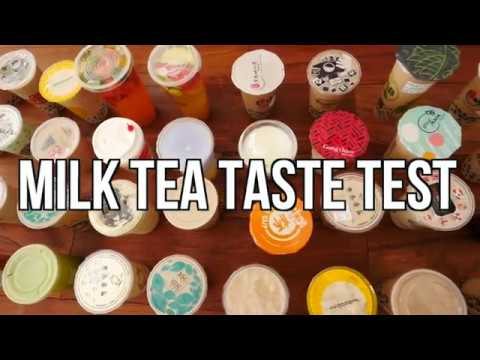 The Ultimate Bubble Tea Extravaganza by Team Tam Chiak!