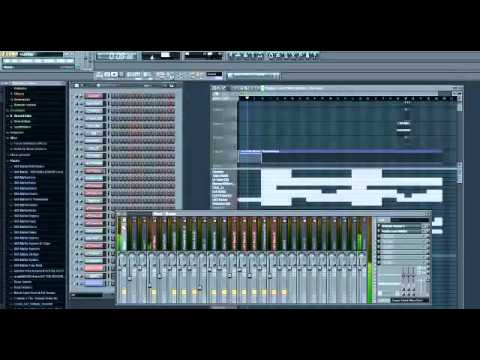 FL STUDIO TUTORIAL - THE MIKE WILL FILTER EFFECT