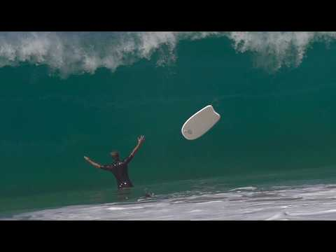 HUBBOARDS: ANTHONY WALSH ON THE INFLATABLE!! DECEMBER 6TH 2017