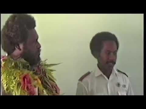 Isabel Province Solomon Islands 1994