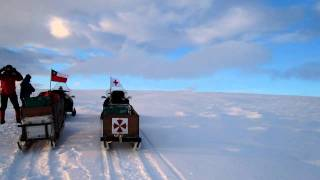 Vista Base O´higgins,  Antartica Chilena