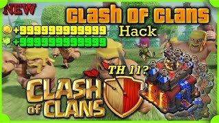CoC - Modded Apk (May/June 2016)