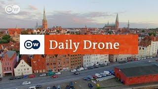 Gambar cover #DailyDrone: Lübeck