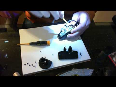 DIY IR Tracking Device Tutorial Part 1| Hacking the PS3 Eye
