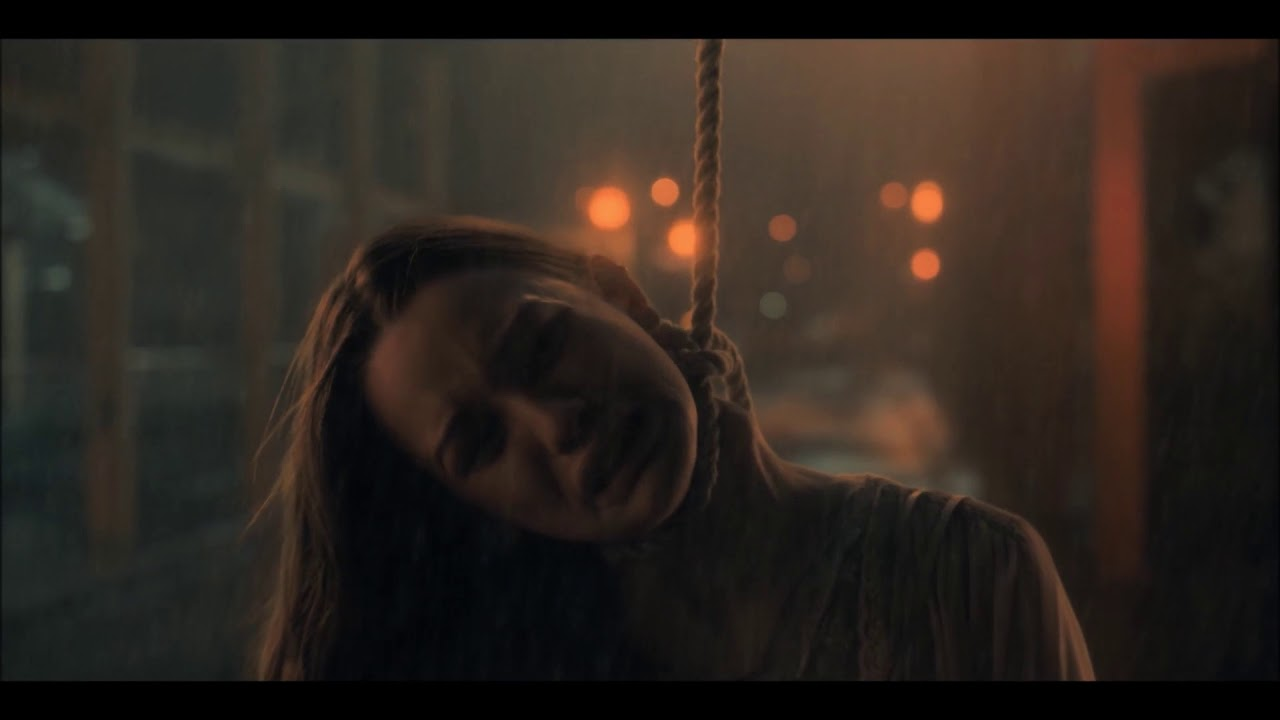 The Haunting Of Hill House 01x05 Bent Neck Lady Scene Episode 5 Youtube