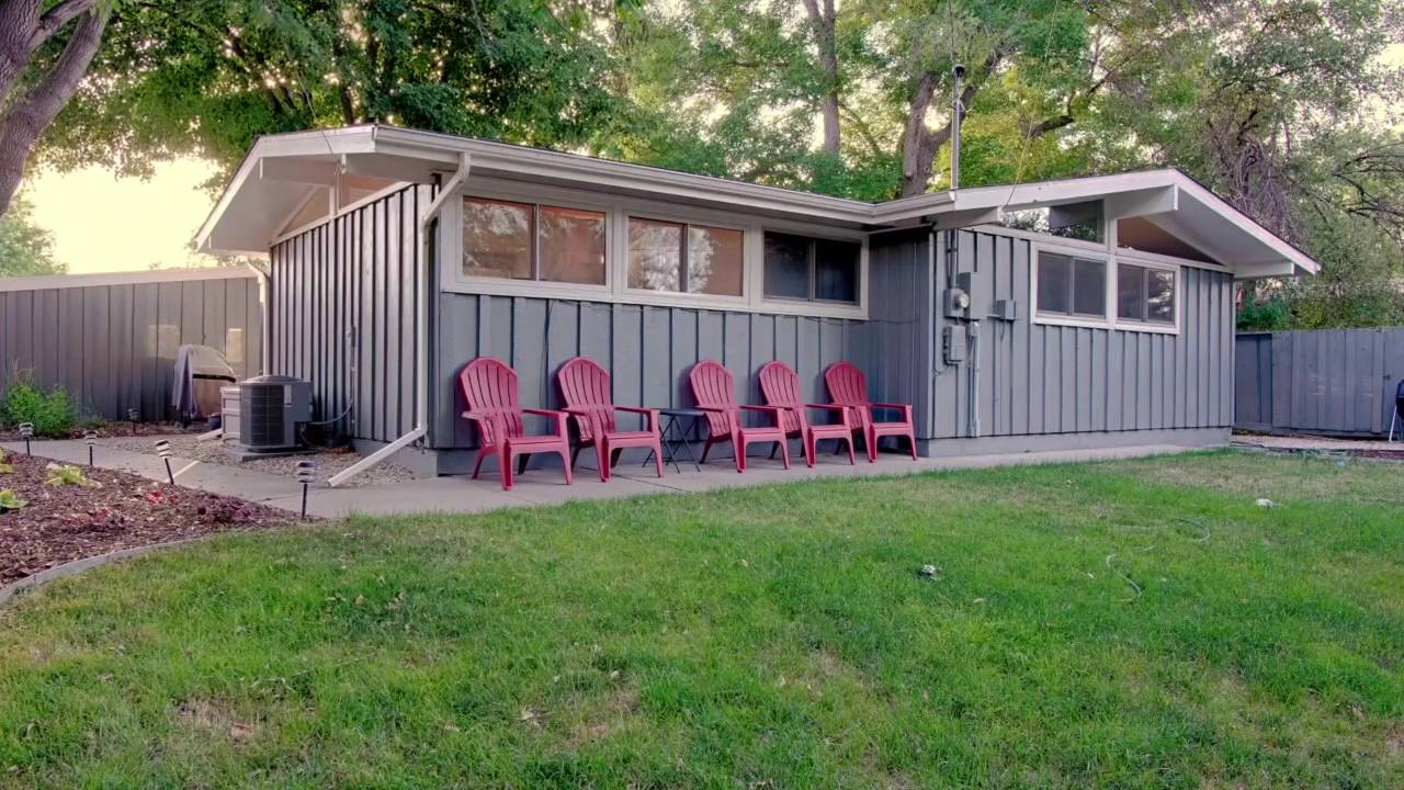 Mid Century Modern Home Tour 2350 S Osceola Harvey Park Comidmodhomes