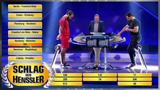 Spiel 13 - Zuordnen - Schlag den Henssler