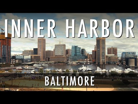 Inner Harbor - Baltimore, Maryland