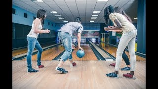 Bowling Game@Fun Time Zone@SRMT Mall Kakinada