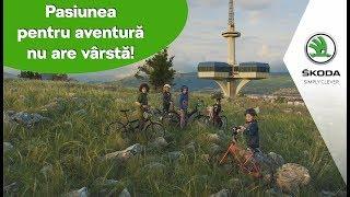 ŠKODA - pasiunea pentru aventură