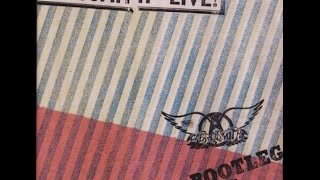 Live! Bootleg is a double live album by American hard rock band Aer...
