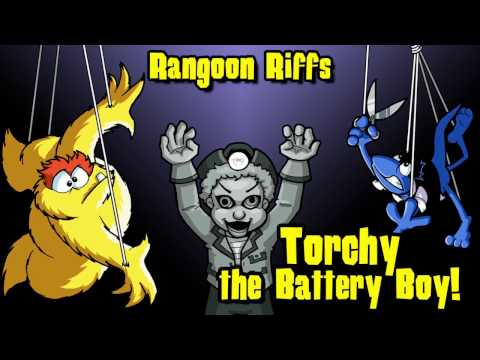 Rangoon Riffs #3: Torchy the Battery Boy