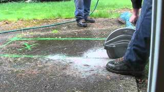 Download Roto Rooter Cutting Up My Patio With Concrete Saw Mp3 and Videos