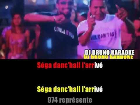 CEDRIC & KAF MALBAR   Vol dan' tas duo (karaoke demo)