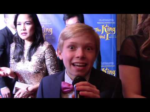 Graham Montgomery talks the King & I at the Pantages