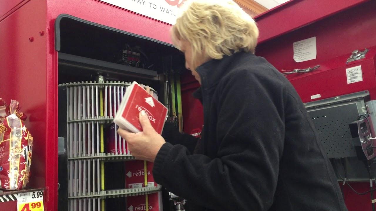 What's Inside a Redbox DVD/Blu-ray/Games Movie Rental ...