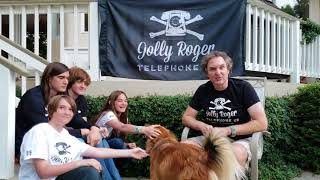 Jolly Roger and Crew will be on NBC Nightly News with Lester Holt!