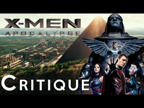 X-MEN APOCALYPSE : Critique du film Marvel de la FOX